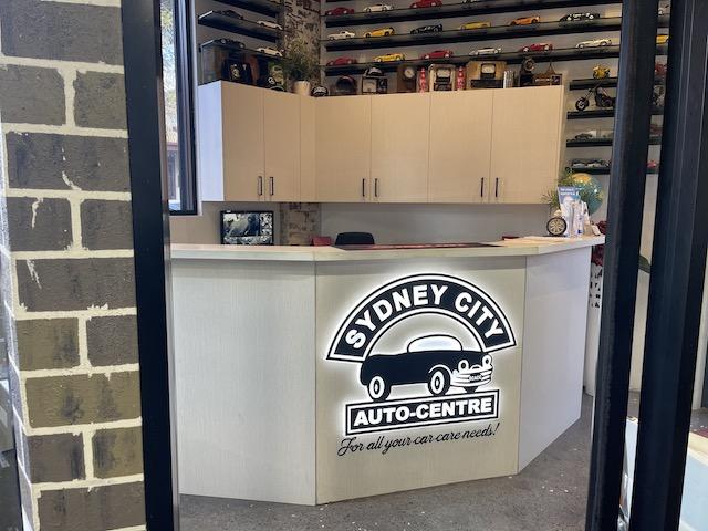 Sydney City Auto Centre Office