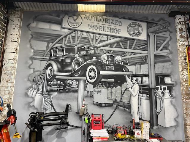 Sydney City Auto Centre Work Shop